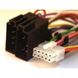 KP316 Philips DC-316 kabelis baltas 10 PIN ISO