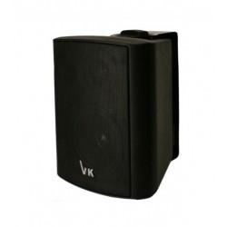 501-BL VK DS-501 garsiakalbis 4 colių juoda