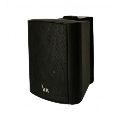 501-BL Głośnik VK DS-501 4 cale czarne