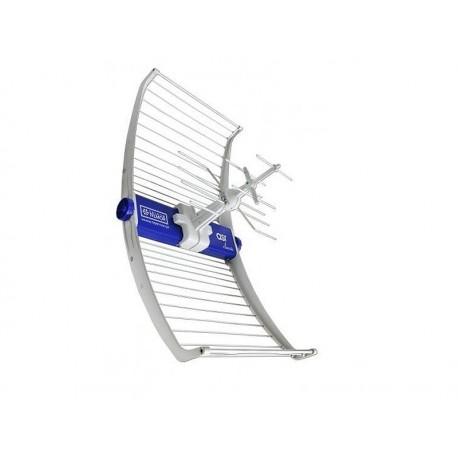 1544 ASR Classic Telmor plačiajuostė TV antena