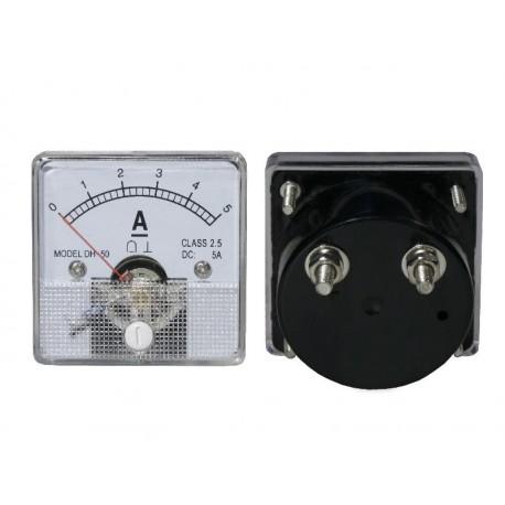 5858 Miernik analogowy 5A z wbudowanym bocznikiem