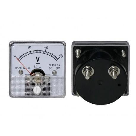 51-230 Miernik analogowy 30V
