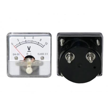 51-210 Miernik analogowy 10V