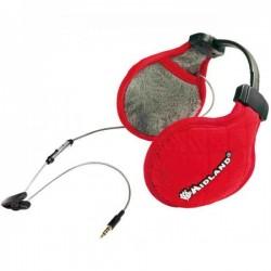0110003 Subzero IPod/MP3 ausinės (raudonos)