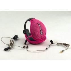 0110006 Subzero IPod/MP3 ausinės (rožinės spalvos)