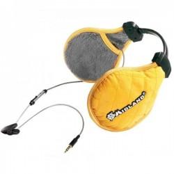 0110007 Subzero IPod/MP3 ausinės (geltonos spalvos)