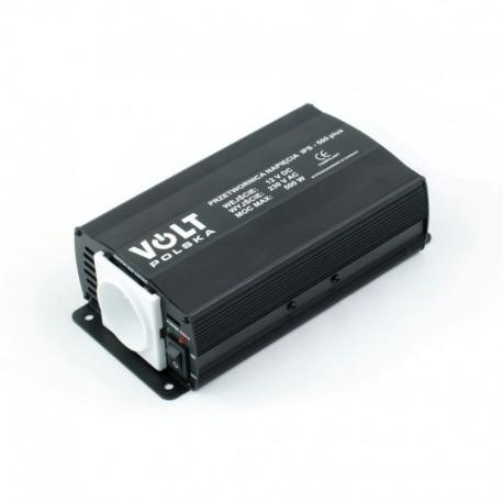 3IPS50012P Srovės keitiklis IPS 350/500W 12/230V Plus
