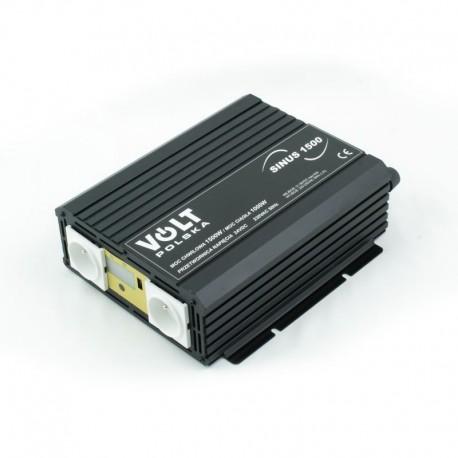 3SIP150024 Sinus-1500 24V Przetwornica 1000/1500W 24/230V