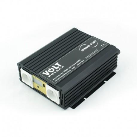 3SIP150012 Sinus-1500 12V converter 1000/1500W 12/230V