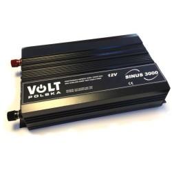 3SIP300024 Sinus-3000 24V Srovės keitiklis 1500/3000W 24/230V