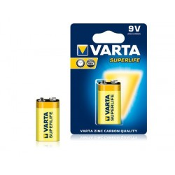 Varta Superlife 9V baterija
