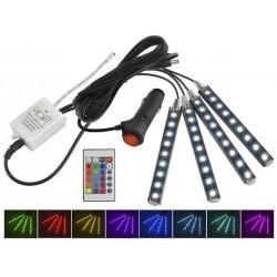 LED RGB apšvietimas