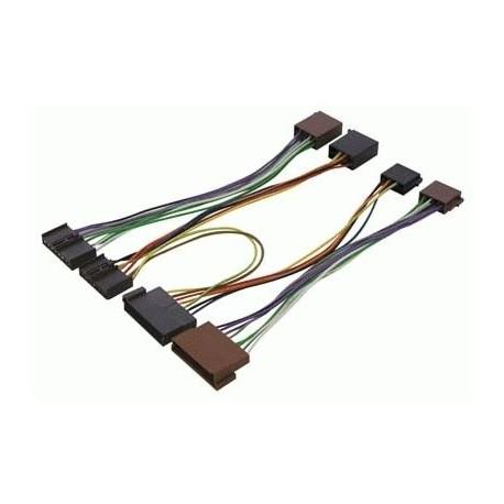 552060Z Zestaw kabli do zestawu głośnom. głośnomówiącego Parrot BMW 01