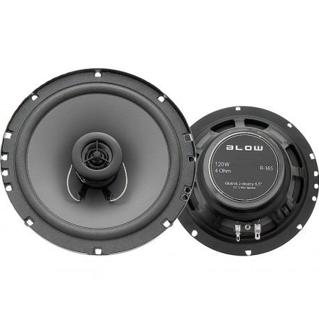 30-804 Blow Speaker R-165 2way blister kpl. Automobilių