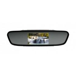 """436-ET Veidrodis - 4.3"""" LCD automobilių monitorius ET436"""