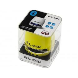 """30-304 nešiojamas """"Bluetooth"""" garsiakalbis + FM (geltona)"""