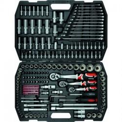 YT-3884 Zestaw narzędziowy 1/2 cala, 216 cz., xxl