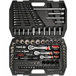 YT-3880 Zestaw narzędziowy 1/2 cala, 120 cz., xl