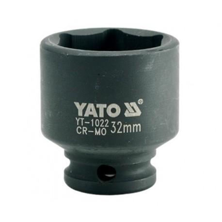 YT-1022 Smūginis dangtelis 1/2 colio 32 mm