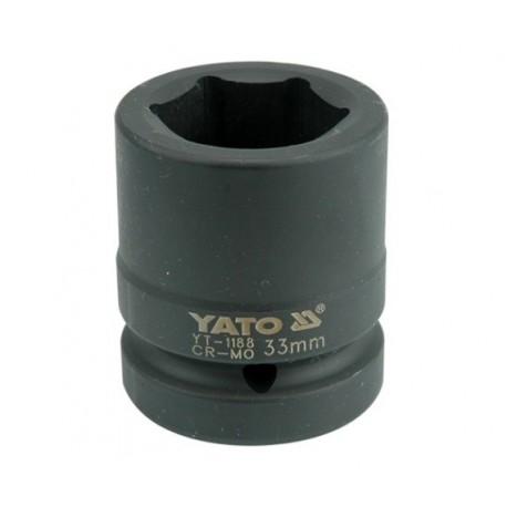 YT-1188 Smūgio dangtelis 1 colis 33 mm