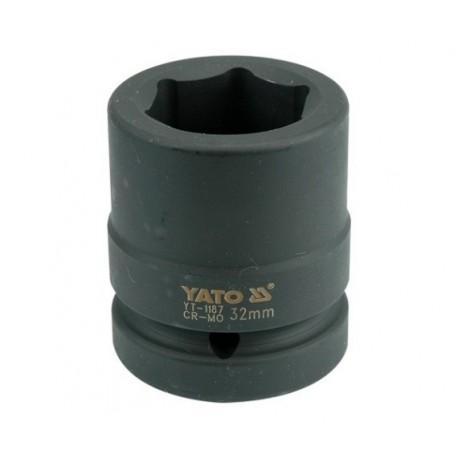 YT-1187 Smūgio dangtelis 1 colis 32 mm
