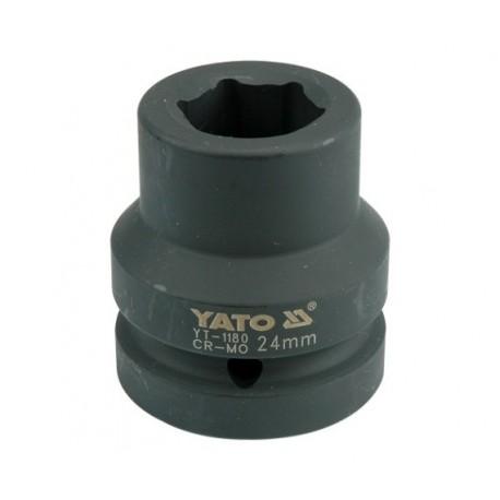 YT-1180 Smūgio dangtelis 1 colis 24 mm