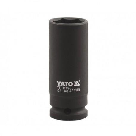 YT-1175 Ilgas smūgio dangtelis 1 colis x 27 mm