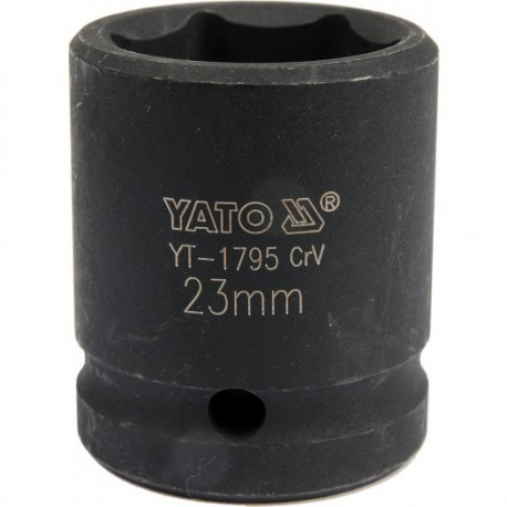 YT-1781 Nasadka udarowa 1/2 cala 9 mm, crv