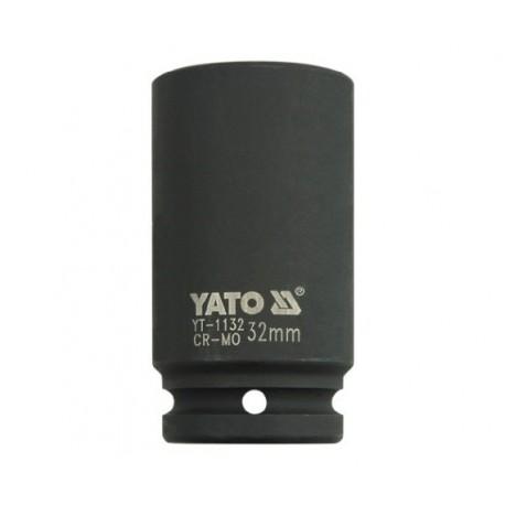 YT-1132 Nasadka udarowa długa 3/4 cala 32 mm