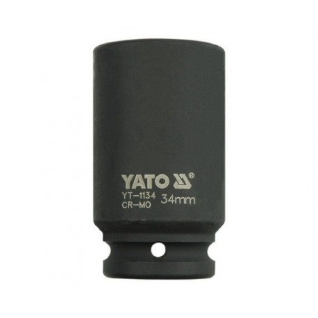 YT-1134 Nasadka udarowa długa 3/4 cala 34 mm