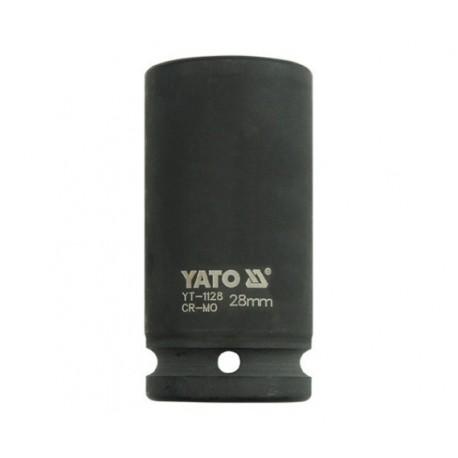YT-1128 3/4 colio 28 mm ilgio smūgio dangtelis