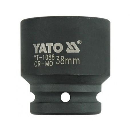 YT-1088 3/4 colio 38 mm smūgio dangtelis