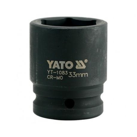 YT-1083 Nasadka udarowa 3/4 cala 33 mm