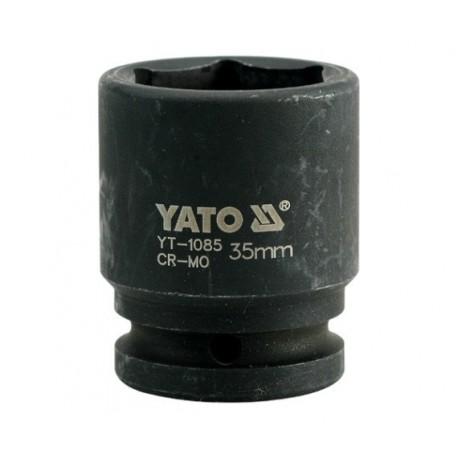 YT-1085 3/4 colio 35 mm smūgio dangtelis