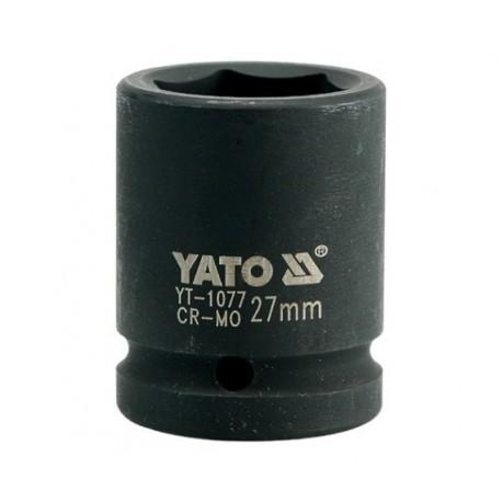 YT-1077 Nasadka udarowa 3/4 cala 27 mm