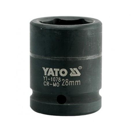 YT-1078 Nasadka udarowa 3/4 cala 28 mm