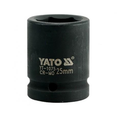 YT-1075 3/4 colio 25 mm smūgio dangtelis