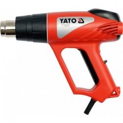 YT-82291oraputė 2000w 70~550° c šilumos pistoletas su priedais