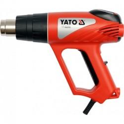 YT-82293 Opalarka 2000w 70~600°c akcesoria, wyświetlacz lcd