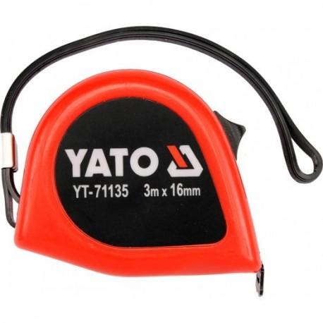 YT-71135 Miara zwijana 3mx16mm