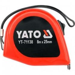 YT-71138 Miara zwijana 8mx25mm