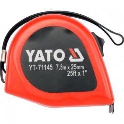 YT-71145 Miara zwijana 7,5mx25mm 25ft x 1 cal