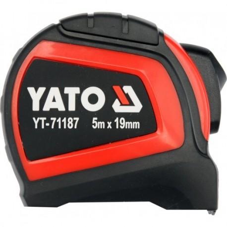 YT-71187 Miara zwijana 5mx19mm