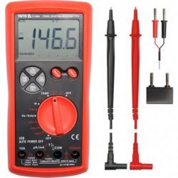 YT-73088 Multimetras / Skaitmeninis matuoklis, Tiesa RMS, USB