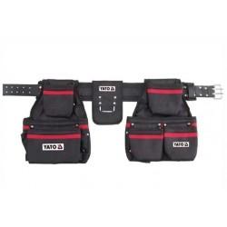 YT-7400 Diržas su kišenėmis ir įrankiais 120 cm