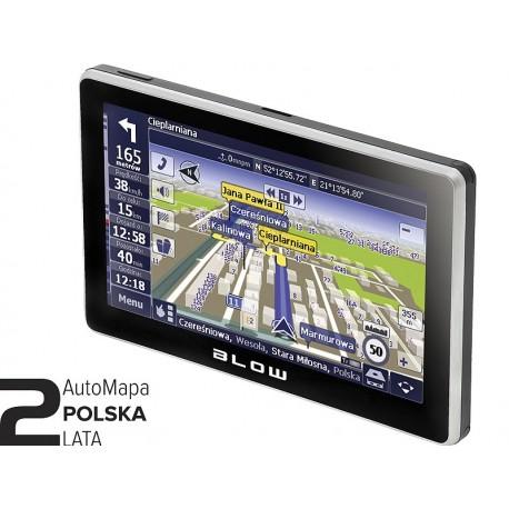 78-453 GPS50C 4GB BLOW + AutoMapa PL 2 lata