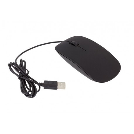 Ak278A Schlanke Optical Mouse Black