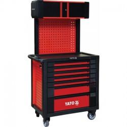 YT-09008 Szafka warsztatowa 7 szuflad