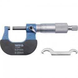 YT-72300 mikrometras 0-25 mm