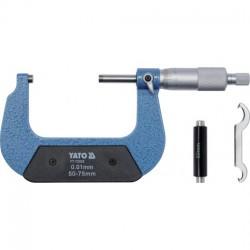 YT-72302 Mikrometras 50-75 mm